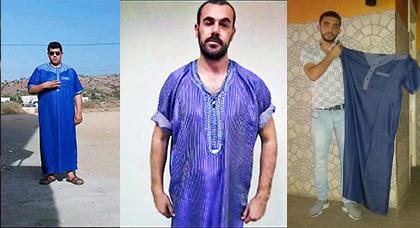 """بالصور.. فوقية الزفزافي تجتاح """"الفايسبوك"""" ونشطاء يطلقون دعوات لإرتداءها يوم العيد تضامنا معه"""