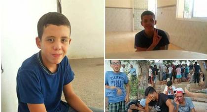عبد الرحمن العزري .. هذه قصة أصغر معتقل في حراك الريف