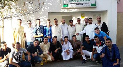 مسلموا ومغاربة جزر البليار يحتفلون في أجمل مظاهر الإبتهاج والفرحة بعيد الأضحى المبارك