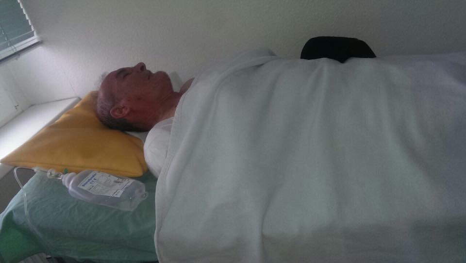 نقل الفنان الريفي بوجمعة تواتون الى أحد المستشفيات بألمانيا بعد إصابته بوعكة صحية