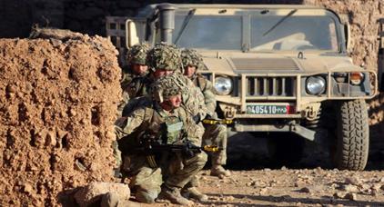 استنفار بالحاميات العسكرية والأمن بسبب سرقة سيارة تابعة للجيش