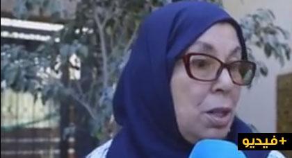 """والدة نبيل أحمجيق في تصريح مؤثر: تهمة الإنفصال و """"اولاد أسبنيول"""" لن تزول من قلوبنا"""