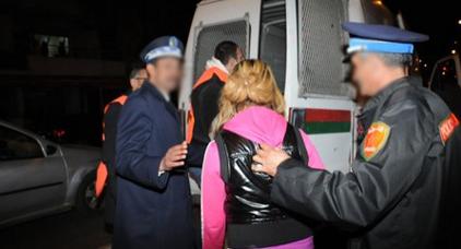 الشرطة تضبط شابا يمارس الجنس على عشيقته داخل مستودع الأموات بمستشفى بني ملال