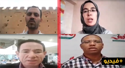 بالفيديو.. شاهد ماذا طالب الصحافيون المغاربة من زميلهم المعتقل حميد المهداوي