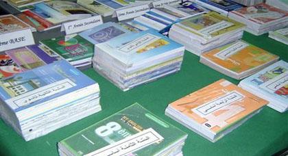 وزارة التربية والتعليم توضح سبب غياب مجموعة من المقررات الدراسية من المكتبات المغربية