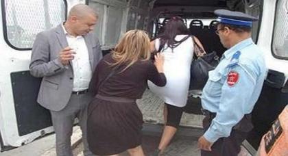 إيقاف أربعة أشخاص بينهم شرطي وفتاتان في حالة سكر طافح مخلين علنا بالحياء
