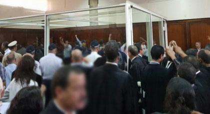 قاضي التحقيق يسقط بعض التهم عن الزفزافي ورفاقه والنيابة العامة تستأنف القرار
