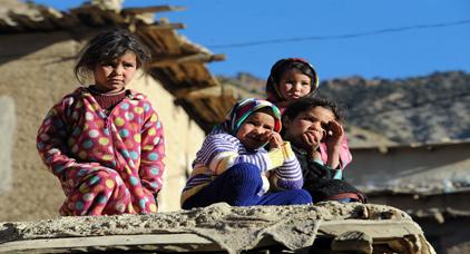 أزيد من مليون مواطن مغربي يعانون من نقص في التغدية