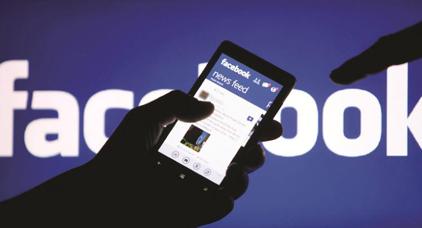 فايسبوك يطلق تطبيقا جديدا للدردشة المرئية الجماعية