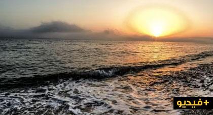 مشاهد ساحرة من شواطئ تمسمان