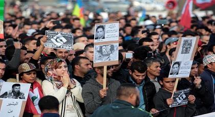 إدانة خمسة من معتقلي حراك الريف بـ10 سنوات سجنا نافذا بالحسيمة