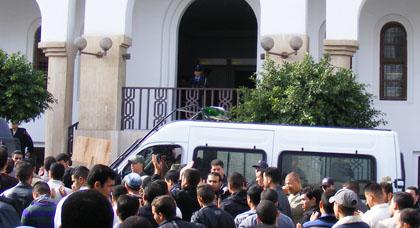 تفاصيل توزيع 102 شهرا سجنا على ستة من معتقلي الحراك الشعبي بمدينة الحسيمة