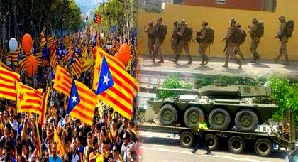 مداهمات لمقرات حكومة كتالونيا تؤجج التوتر بين مدريد والانفصاليين