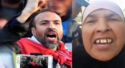 """والدة المعتقل """"محمد جلول"""" تدخل في إضراب عن الطعام"""