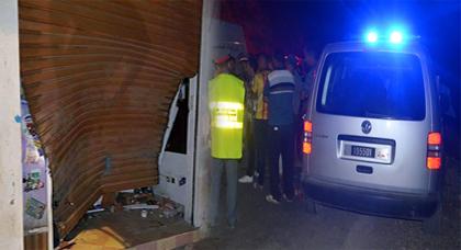 الدريوش.. سائق مخمور يروّع ساكنة حي القدس والدرك يعتقله بعد مطاردة هوليودية