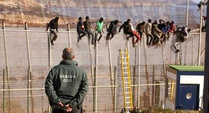 أوروبا تعتزم استقبال 50 ألف لاجئ إفريقي لتخفيف العبء على المغرب