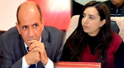 الرياني تتهم البوكيلي بالوقوف وراء مضايقات داخل بلدية الدريوش وتؤكد تشبثها بموقفها في المعارضة
