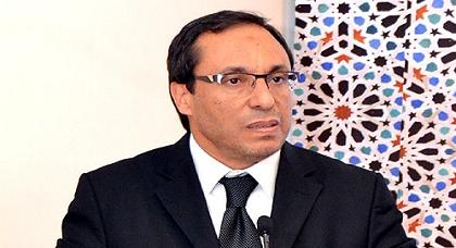 وزير التجهيز والنقل يدعو من الحسيمة إلى الابتكار في مجال تمويل مشاريع البنيات التحتية الطرقية
