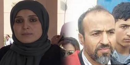 سعاد أمبارك: زوجي محمد جلول أغمي عليه أثناء الإتصال بي وحالته الصحية حرجة