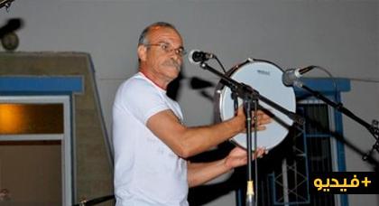 بوجمعة تواتون يغني لمعتقلي الحراك بأوتريخت رغم المرض