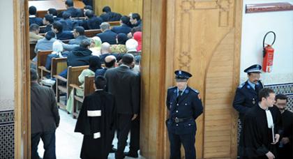 محكمة الإستئناف تصدر حكما قياسيا ثانيا في حق أحد نشطاء حراك الريف