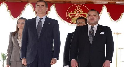 المغرب يعلن انحيازه التام لحكومة مدريد ويرفض انفصال كتالونيا