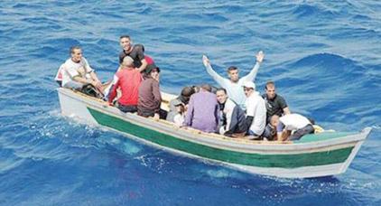 """أزمة الريف تحول الحسيمة إلى بوابة مفضلة لـ """"الحريك"""" نحو أوروبا.. 248 مهاجرا ركبوا قوارب الموت في الشهر الماضي"""