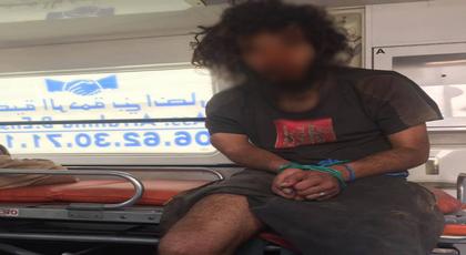 ترحيل مختلين عقليا من بني أنصار كان يعتديان على المارة