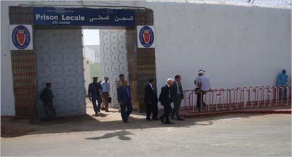 مندوبية السجون تتهم جهات بممارسة ضغوطات على معتقل من الحسيمة لمواصلة اضرابه عن الطعام