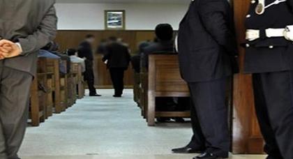 في تعقيبه على حادث الإغماء.. ممثل النيابة العامة: أنس الخطابي لم يكن من المضربين عن الطعام