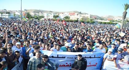 منظمات حقوقية تونسية تنتقد تراجع المغرب حقوقيا بعد منع صحافيين من اللحاق بالحسيمة بسبب الحراك