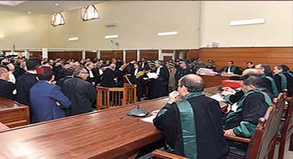 بعد تأجيل جلسة اليوم.. هذا تاريخ الجلسة الثانية لمحاكمة الزفزافي ورفاقه