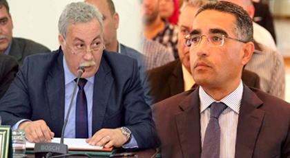 الحنودي یحتفل بإعفاء الوالي اليعقوبي قبل صدور القرار ویتھمه بزرع الفتنة في الحسيمة