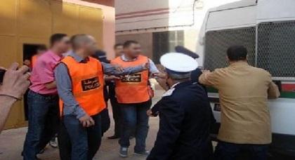 حملة اعتقالات جديدة تطال ثمانية نشطاء بإمزورن قبيل تخليد ذكرى وفاة محسن فكري