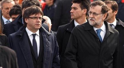 """بوتشيمون يدعو إلى """"الاعتراض بشكل ديمقراطي"""" على وضع كاتالونيا تحت وصاية مدريد"""