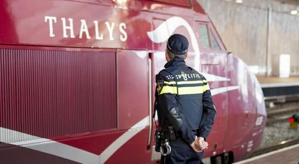 إيقاف 4 اشخاص بحي مولنبيك ببروكسيل على خلفية إطلاق نار على قطار