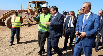 أخنوش: إطلاق 22 مشروعا بالحسيمة ضمن الدعامة الثانية لمخطط المغرب الأخضر باستثمار بلغ 655 مليون