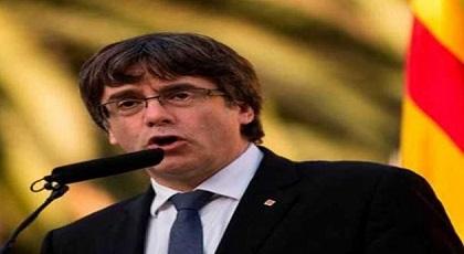 مذكرة اعتقال أوروبية بحق رئيس حكومة كتالونيا المعزول والسلطات البلجيكية تدرس الطلب