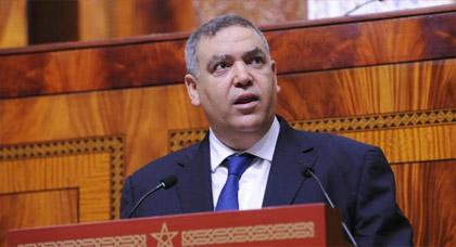 وزارة الداخلية تتابع 102 من رؤساء وأعضاء الجماعات امام القضاء خلال العام الجاري