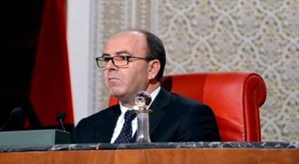 رئيس مجلس المستشارين الريفي بنشماس ينادي بسياسة عالمية لتدبير تدفق الهجرة