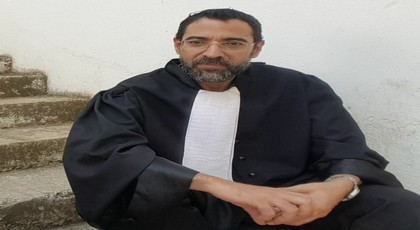 """المحامي """"أمعيزا"""" يكشف تفاصيل مكالمة هاتفية أجراها مع """"محمد الأصريحي"""" من سجن عكاشة"""