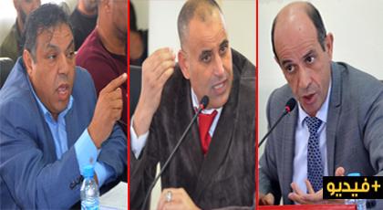 أعضاء بلدية الدريوش خرجو ليها نيشان.. البوكيلي يتهم المعارضة بعرقلة المشاريع وهكذا ردت عليه