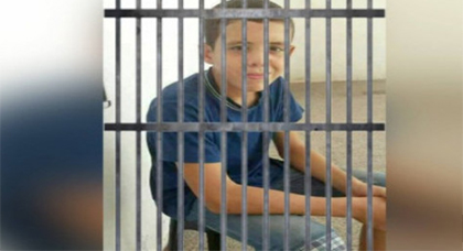 أصغر معتقل على خلفية حراك الريف يحضر جلسة محاكمته اليوم أمام استئنافية الحسيمة