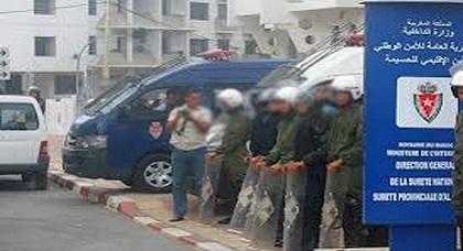 مثير.. دفاع معتقلي الريف يطالب بالتحقيق مع ضابط بالحسيمة