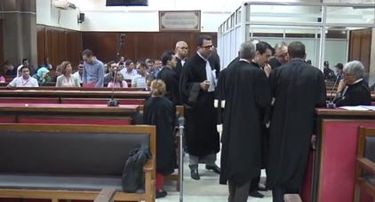هذا كل ما دار في جلسة محاكمة الزفزافي و رفاقه.. المحكمة تؤجل النظر في الملفات إلى 5 دجنبر
