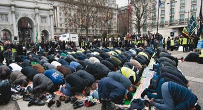 دراسة تكشف عدد المسلمين في دول الإتحاد الأوروبي