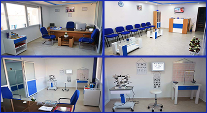 افتتاح عيادة متخصصة في تقويم البصر مجهزة بأحدث التقنيات بمدينة الناظور