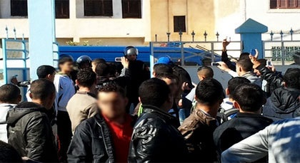حملة اعتقالات أمنية جديدة تطال 6 تلاميذ بآيث بوعياش وإمزورن