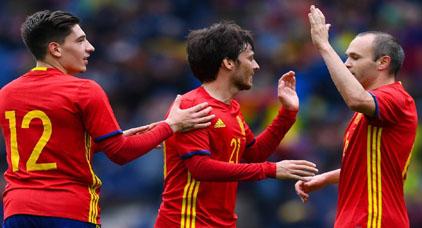 خبر مفرح للجماهير المغربية... المنتخب الإسباني مهدد بالاقصاء من مونديال روسيا