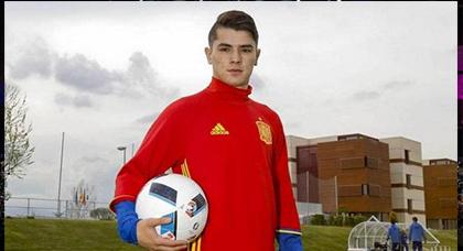 """نجم مانشستر سيتي يرفض تمثيل المنتخب الوطني ويقول: """"أريد تمثيل بلدي إسبانيا"""""""